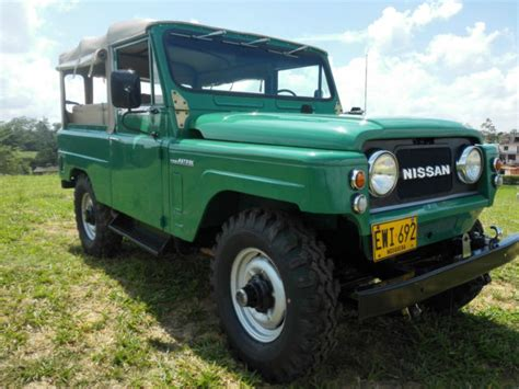 1979 nissan patrol 1979 nissan patrol lg 60 for sale in ta florida