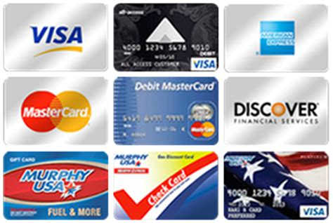 Who Accepts Visa Gift Cards - card center murphy usa credit cards fleet cards and gift cards