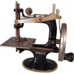 miniature singer sewing machine charming vintage miniature singer sewing machine for your