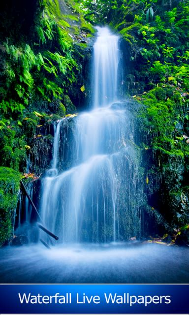 waterfall  wallpapers  apk  android aptoide