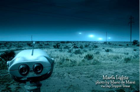Marfa Lights Festival by Marfa Lights By Mariode Marzi Day Trippin
