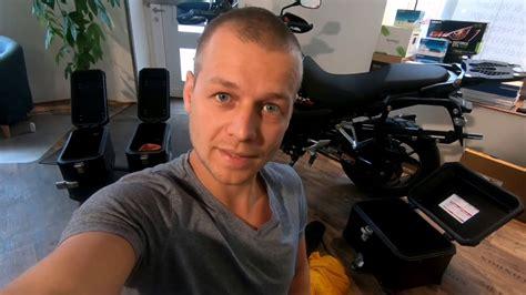 Motorrad Reise Vorbereitungen by Mit Dem Moped 252 Ber Pfingsten Nach D 228 Nemark 1