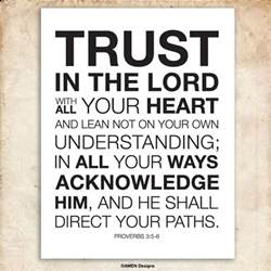 do you trust god following god the grand adventure