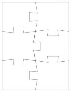 6 jigsaw template jigsaw puzzle template 6 pieces tim de vall