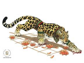 Aztec Jaguar Designs Jaguar By Kaceym On Deviantart