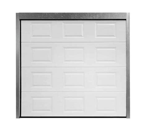 porte de garage sectionnel porte de garage sectionnelle motoris 233 e en acier h 200 cm