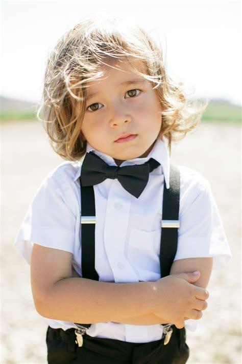 ring bearer suspenders for kids pinterest