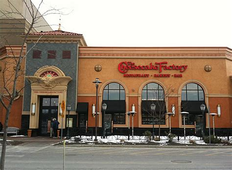food funda cheese cake factory locations