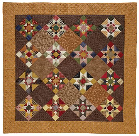 American Patchwork And Quilting Patterns - living in the past quilting pattern from the editors of