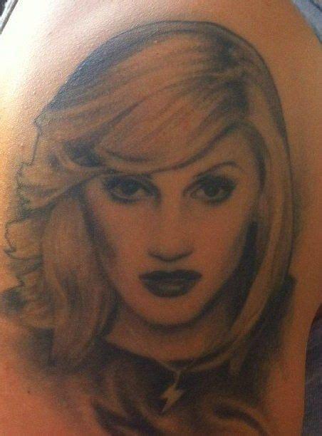 gwen stefani tattoos gwen stefani tattoos