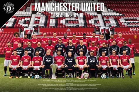 manchester united f c colouring book 2017 2018 the unofficial manchester united football club colouring book soccer football club colour therapy for adults children books manchester united team photo 17 18 maxi poster