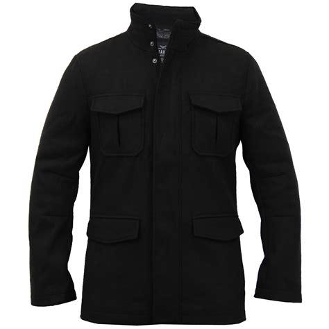 Breasted Wool Jacket mens wool mix jacket threadbare coat breasted