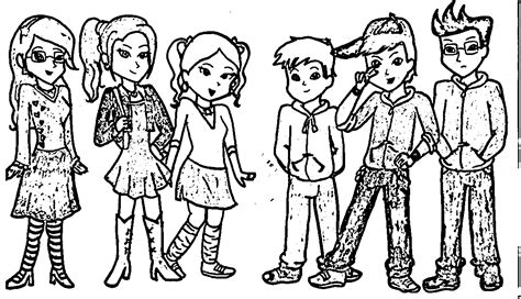 Alvin And The Chipmunks Chipwrecked Coloring Pages