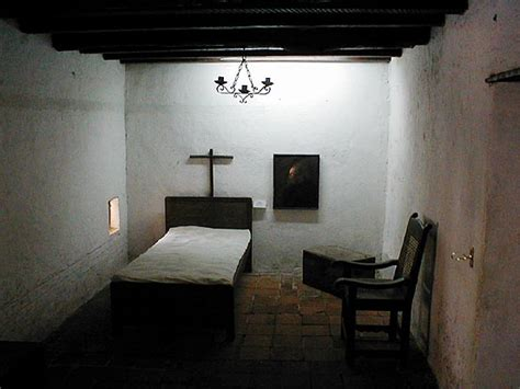 a room slaves cartagena colombia home page of claver cloister museum and church