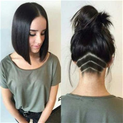 fotos de cortes de pelo de la nuca cortes de pelo bob 2018 161 fotos con ideas originales
