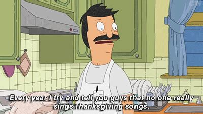 bobs burgers singing gif find & share on giphy