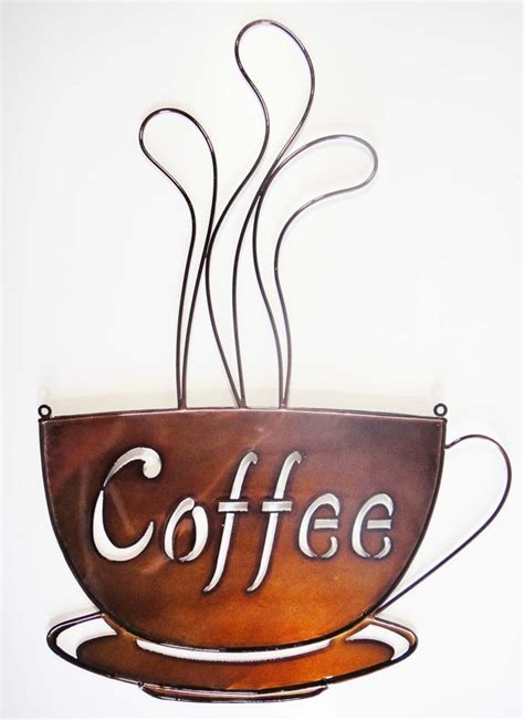 Coffee Cup Wall Decor by Coffee Cup Wall Coffee Decor Ebay With Coffee