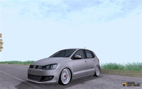 volkswagen polo modification volkswagen polo 6r tsi edit for gta san andreas