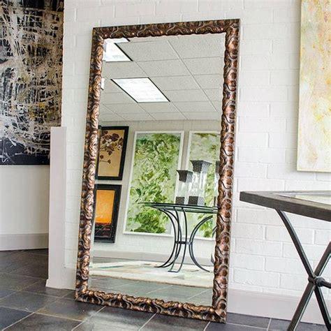 custom framed mirrors for bathrooms 20 best ideas of decorative full length mirrors