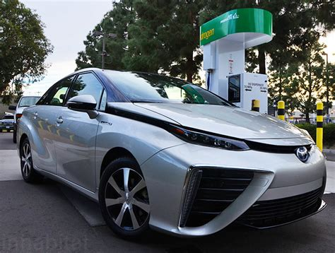 Toyota Fuel Cell Vehicle Toyota Mirai Fuel Cell Vehicle Hydrogen Station