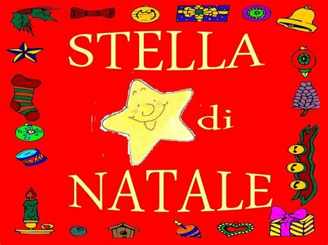 testi parodie canzoni stella di natale canzoni di natale per bambini di pietro