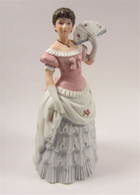 home interiors figurines 12 best images about victorian lady collection on