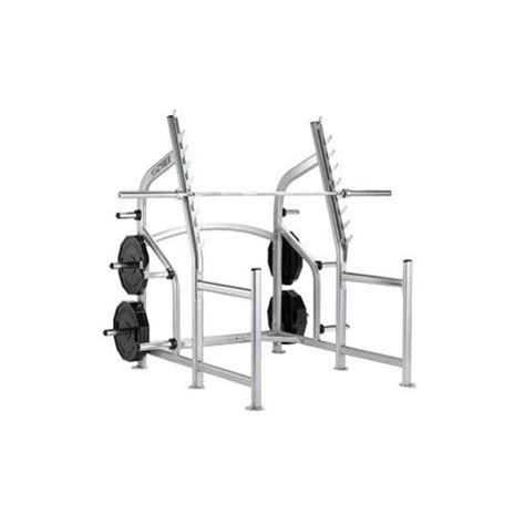 Cybex Squat Rack by Cybex Free Weights Squat Rack