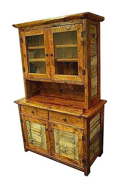 Country China Cabinet Hutch by Country China Hutch Hutches