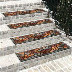 Outside Door Mats For Steps 1000 Images About Backyard Oasis On Stair