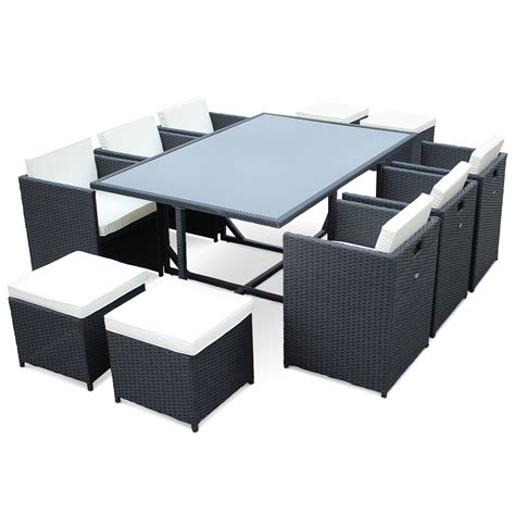 chaise en résine tressée 201 l 233 gant table de jardin r 233 sine tress 233 e jskszm com