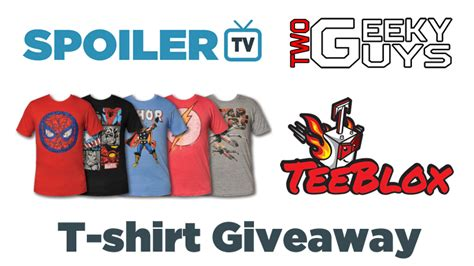 Shirt Giveaway January 8 - completed enter our free teeblox t shirt january giveaway 3 possible winners