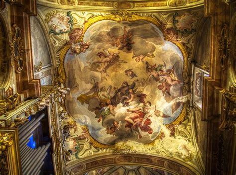 fresco baroque awe inspiring baroque frescoes in the san giulio basilica