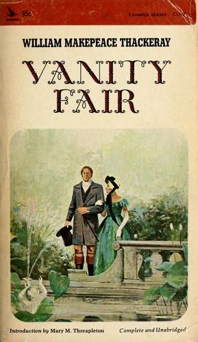 vanity fair by thackeray so many books so time