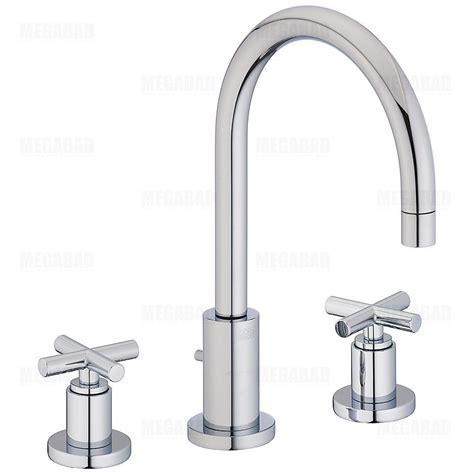 dornbracht tara 3 lav faucet w cross hndls 20713892