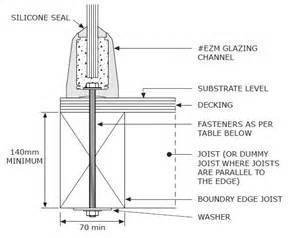 Handrail Brackets Nz Balustrade Fixings Methods Guide Canterbury Balustrades