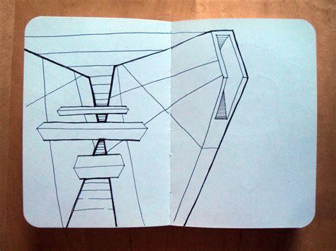 architects  met   sketchbook project  ian
