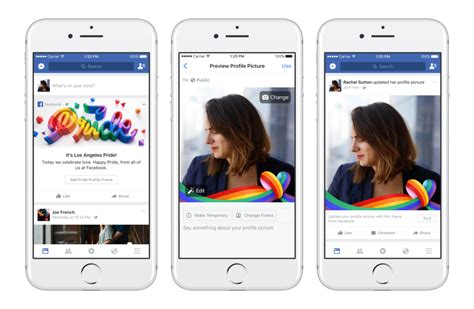 fb frame facebook celebrates pride month facebook newsroom