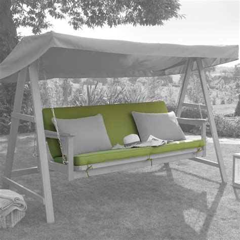 Patio Furniture Cushions For Less Hartman Lena Swingseat Spare Replacement Seat Back