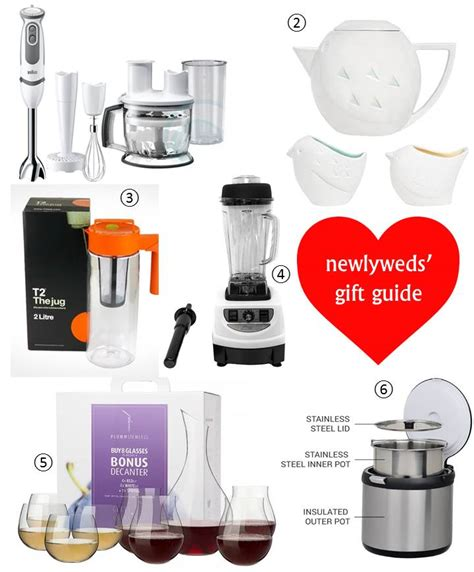 newlyweds gifts newlyweds gift guide onebitemore