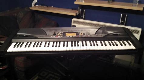 Keyboard Yamaha 5 Oktaf yamaha psr gx76 keyboard 100 demonstration songs part 1 5