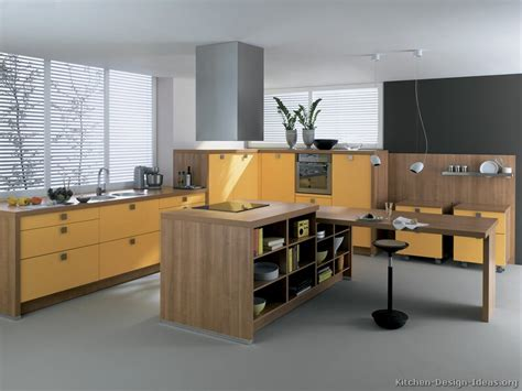 orange and yellow kitchen pictures of modern orange kitchens design gallery