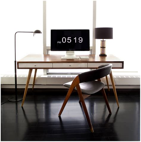 minimalist office table 20 minimal home office design ideas inspirationfeed