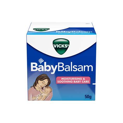 Vicks Baby Balsam By Kenmomshop vicks baby balsam