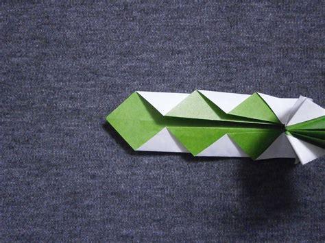 Origami Snakes - katakoto origami how to fold an origami snake