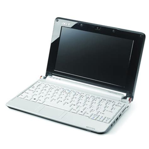 acer aspire one netbook a150 white refurbished laptop