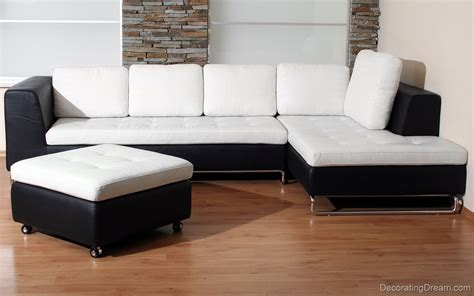 sofa ideas sofa designs best black and white sofa designs decoratingdream