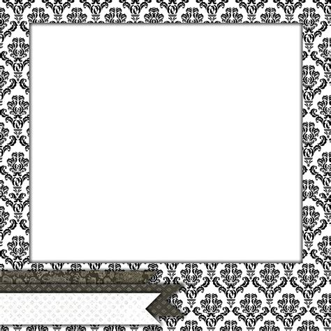 free printable damask banner sweetly scrapped freebie frames for etsy and blog photos