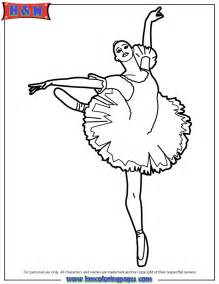 ballet color pages ballet dancer coloring page h m coloring pages