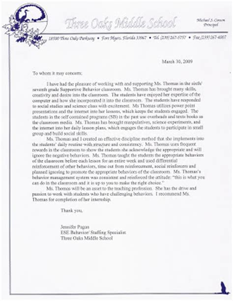 Letter Of Recommendation Dental School Sle dental school recommendation letter sle 28 images