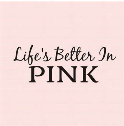 quotes about the color pink breakfast at s the